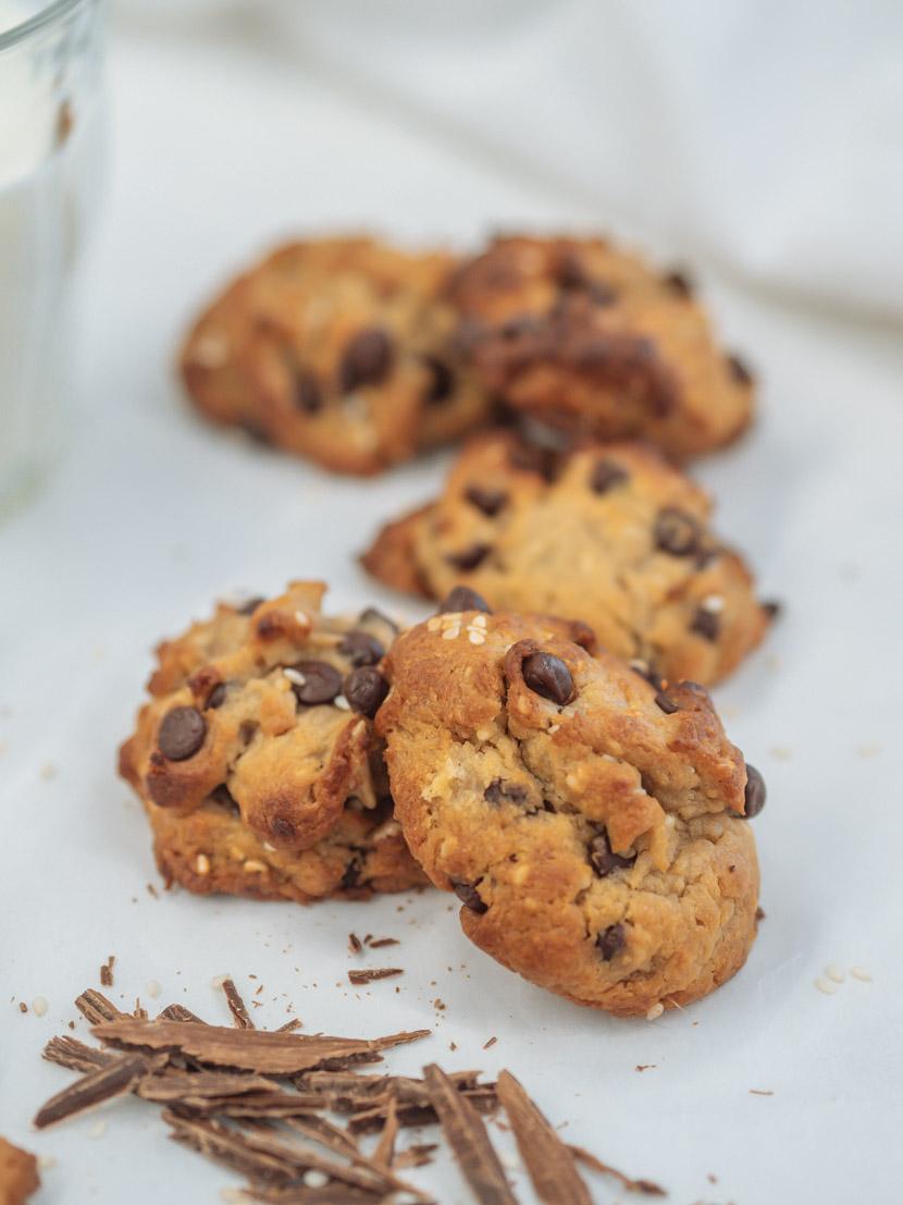 Die besten 15 Minuten Cookies - schnell, einfach und vegan 4