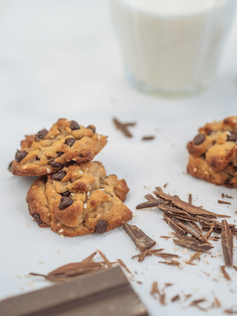 Die besten 15 Minuten Cookies - schnell, einfach und vegan 3