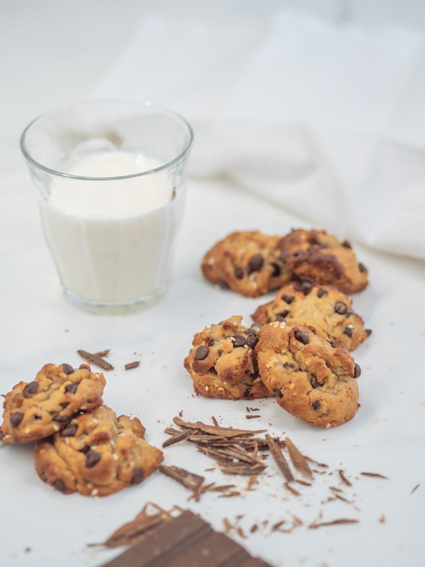 Die besten 15 Minuten Cookies - schnell, einfach und vegan 1