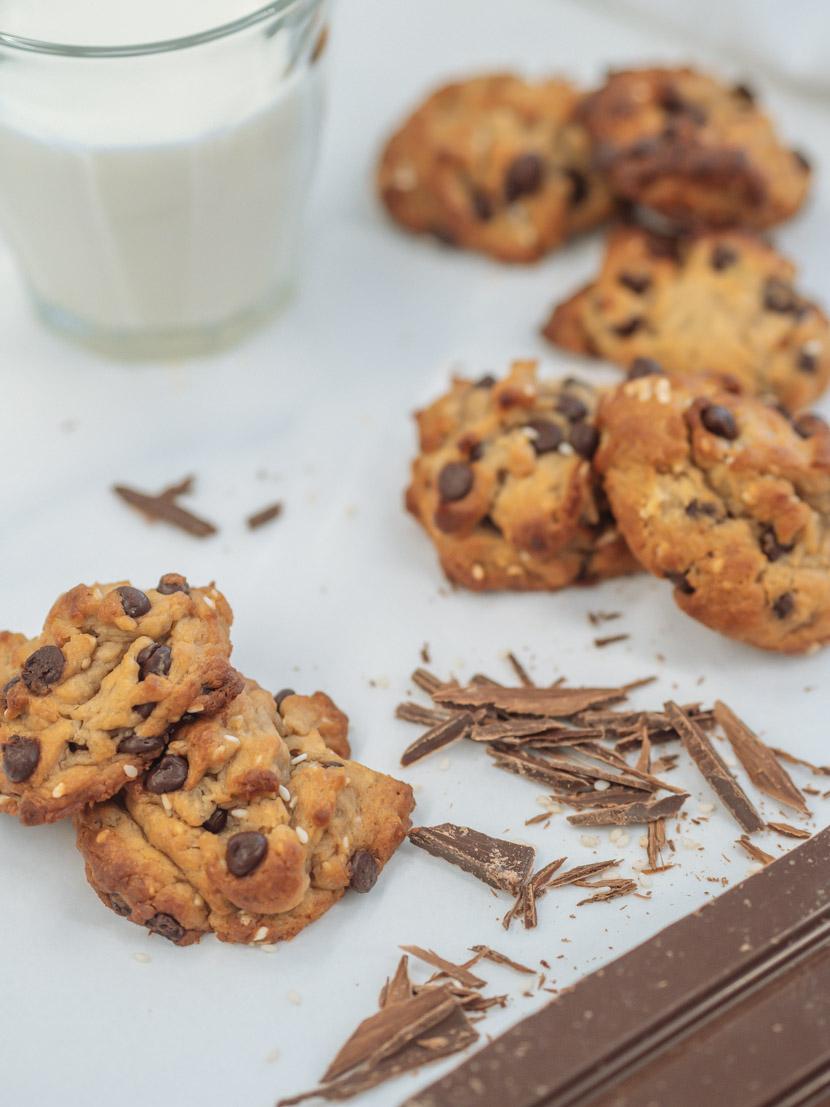 Die besten 15 Minuten Cookies - schnell, einfach und vegan 7