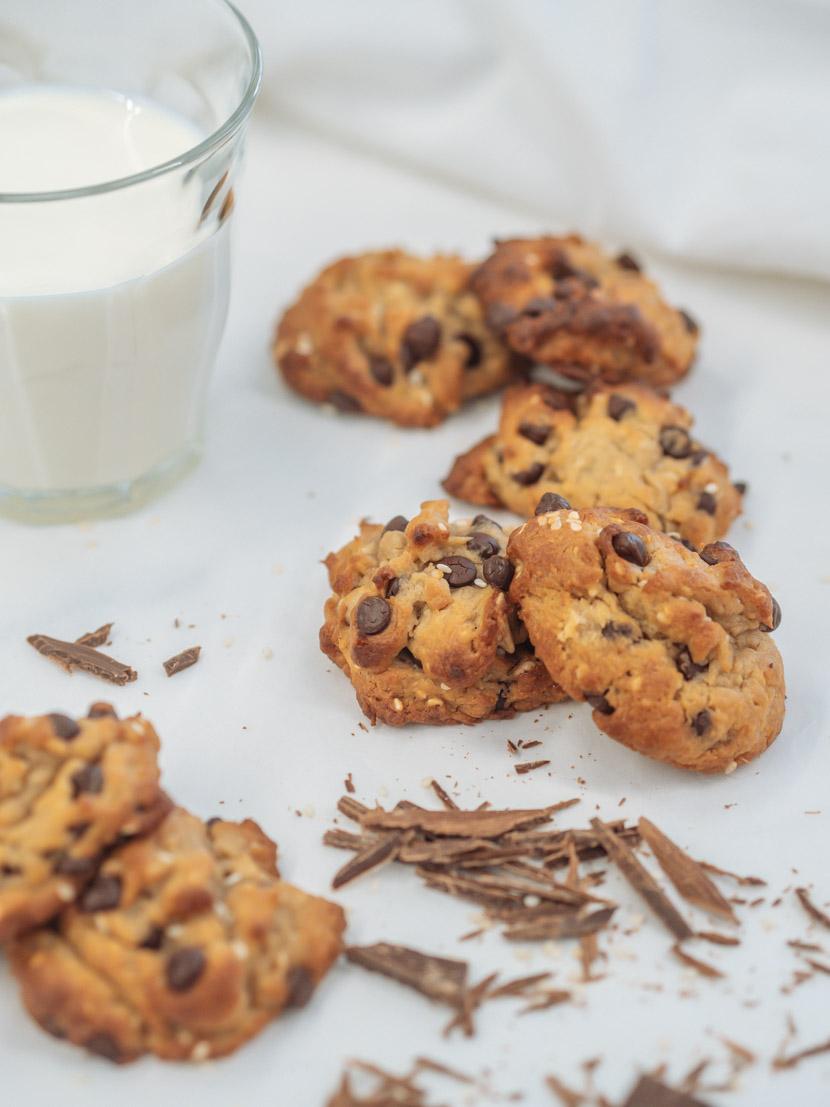 Die besten 15 Minuten Cookies - schnell, einfach und vegan 6