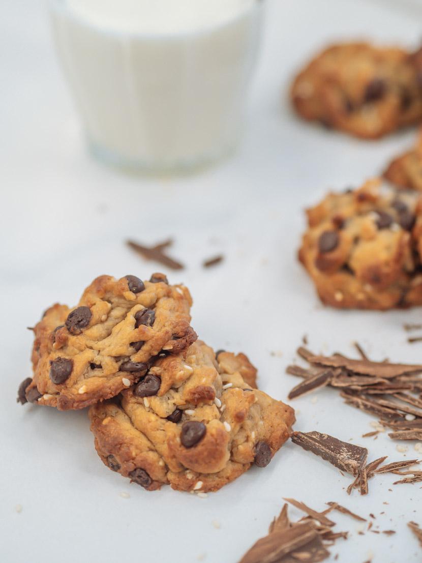 Die besten 15 Minuten Cookies - schnell, einfach und vegan 5
