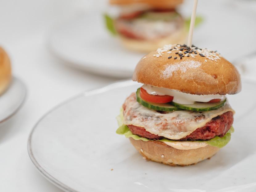 Burger Brötchen selber machen - so einfach gelingen Brioche Buns 10