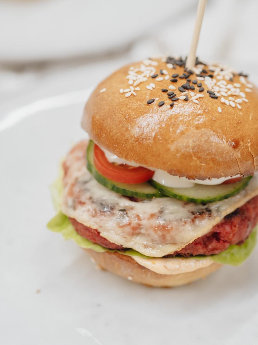 Burger Brötchen selber machen - so einfach gelingen Brioche Buns 1