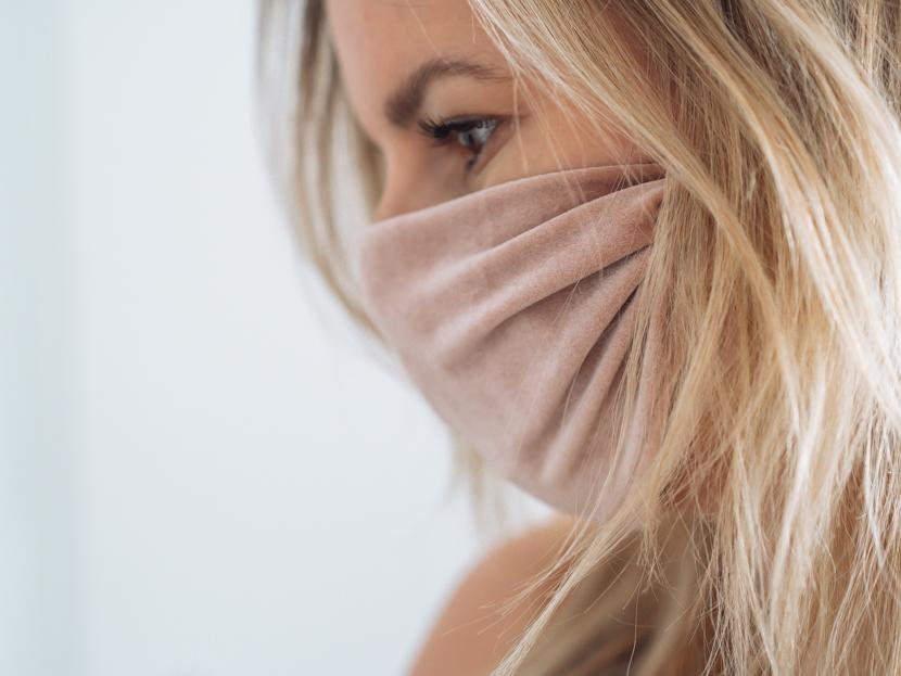 Covid-19 Mund-Nasen-Schutz selber machen: schnelles DIY für Personen mit kleinem Gesicht 17