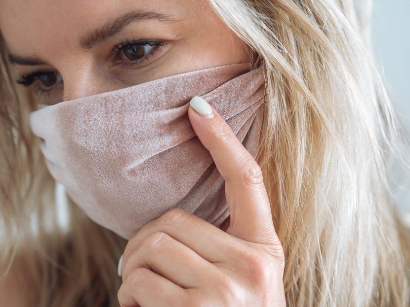 Covid-19 Mund-Nasen-Schutz selber machen: schnelles DIY für Personen mit kleinem Gesicht 1