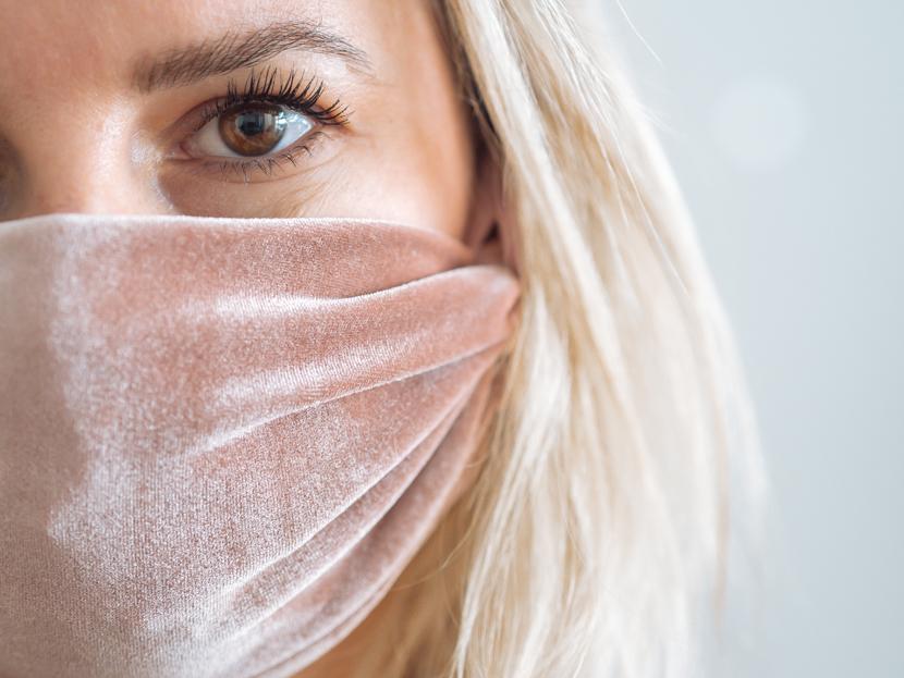 Covid-19 Mund-Nasen-Schutz selber machen: schnelles DIY für Personen mit kleinem Gesicht 2