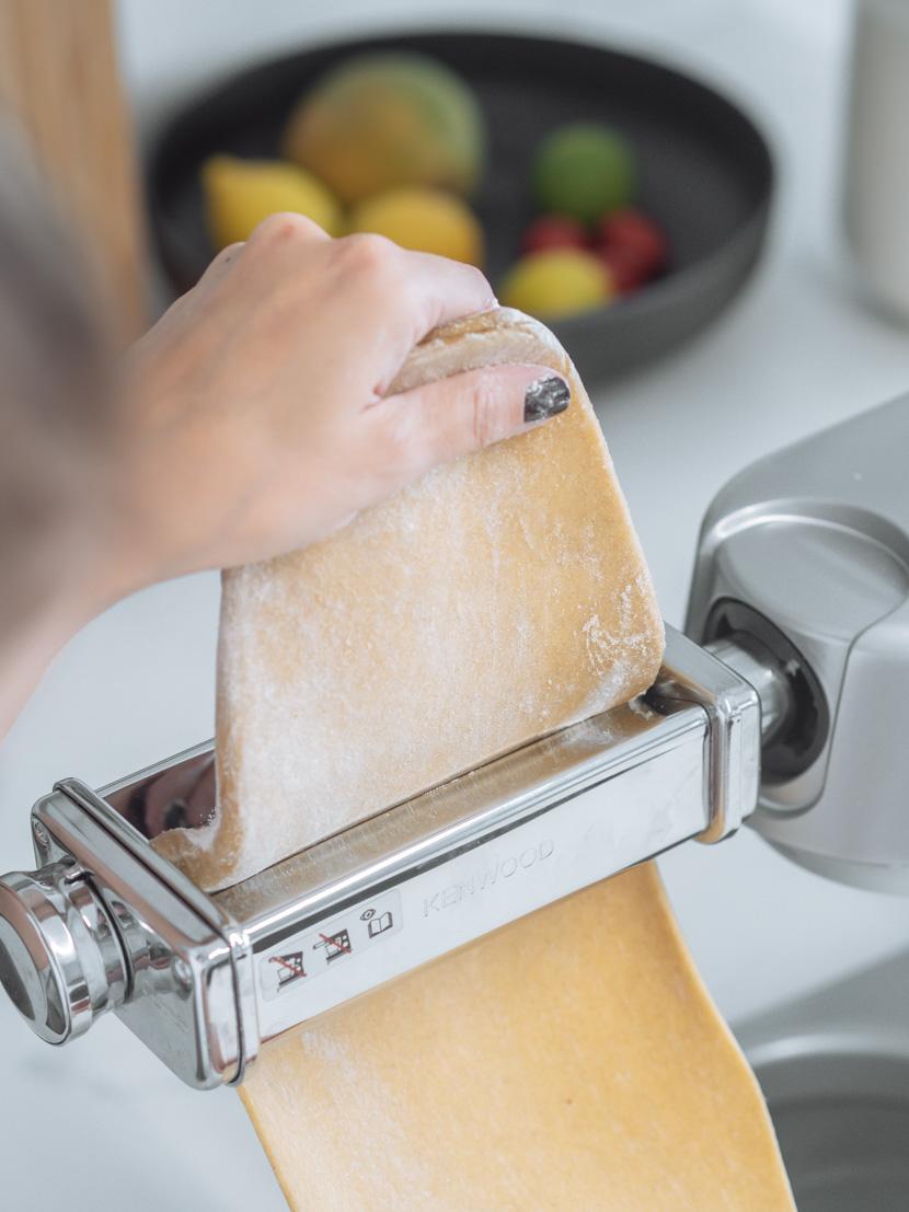 Nudeln selber machen - Tipps, Rezept und Tools für die perfekte Pasta 10